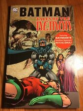 Dc Comics Batman Tales Of The Demon Trade Tpb Graphic Novel