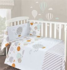 New Cot Bedding Bale Honeycomb 4 piece Suitable from Birth RRP £39.99