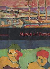 matisse e i fauves  - mensili d arte fabbri - 1967 - sovracopertina