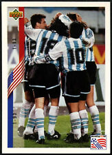 Checklist 1-94 #248 World Cup USA '94 (Eng/Ger) Card (C385)