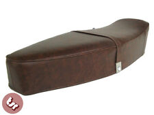 VESPA TSR Bench Dual Seat Dark Brown PX/LML/VBB/VLB
