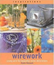 Wirework: Using wire for beautiful home decorations (inspirations)