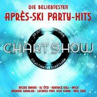 DIE ULTIMATIVE CHARTSHOW-APRES-SKI PARTY HITS 2 CD NEW! BUDDY/REDNEX