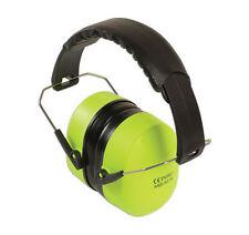 LASER 6224 EAR PROTECTION HI VIZ BRIGHT GREEN YELLOW DEFENDERS EN352-1