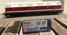 Gützold 35500 H0 Diesel V 180 218 Dr Epoch 3 with Dss + LED Zanhnräder Defective