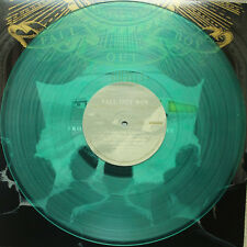 Fall Out Boy From Under Cork Tree Coke Bottle Clear Blue Colored Vinyl Record LP