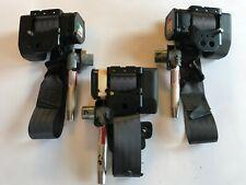 99 - 06 S60 S80 V70 XC70 Rear Seat Belts Left Right Center Seat Belts Seatbelts