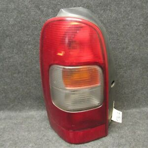 1997-2005 Chevrolet Chevy Venture LH Drivers Side Tail Light Lamp OEM 53612