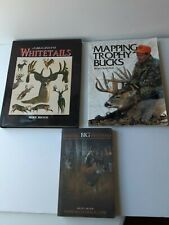Deer Hunting Books Lot x3