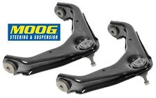 For GMC Sierra Yukon XL Hummer H2 Set of 2 Moog Front Upper Control Arms Moog
