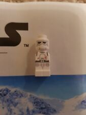 STAR WARS LEGO 3866 BATTLE OF HOTH BOARD GAME SNOWTROOPER missing piece 4656057