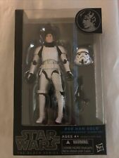 Hasbro Star Wars The Black Series Han Solo 09 Action Figure 6 Inch Unopened