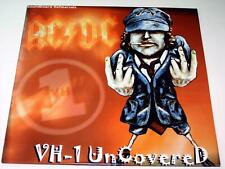 AC/DC  VH1 Uncut Rehearsals  Yellow/Brown ish vinyl
