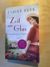 Zeit aus Glas von Ulrike Renk (2019) Bd.3 Roman Buch gebraucht