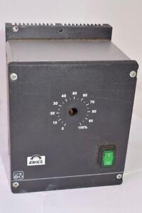 Eriez UN-230-15A-FW, Style: 9966960 Vibratory Feeder Control Unit, 1 Phase, 50/6