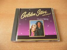 CD Modern Talking - Golden Stars International - 16 Songs - Bohlen - RARE - 80s