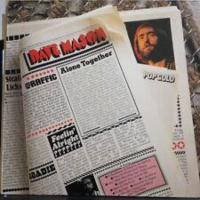 DAVE MASON-POP GOLD-THE BEST OF-nuovo MAI SUONATO 1974