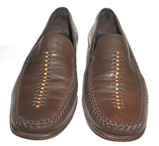 Cole Haan Dark Brown Loafers Size 8 1/2 AA