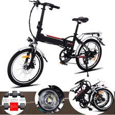 "Klapprad 20"" Elektrofahrrad Mountainbike E-bike Citybike Shimano Pedelec 25km/h"