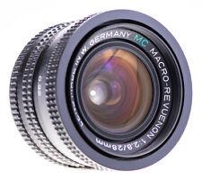 Ennalyt  MC Macro Revuenon 28 mm f 2,8 mit Pentax K / PK Anschluss  ( 632 )