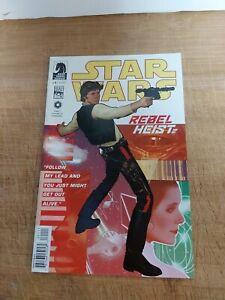 Star Wars Rebel Heist #1 NM Dark Horse Comics