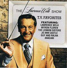 Lawrence Welk - TV Favorites [New CD]