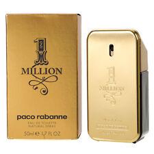 Paco Rabanne 1 Million 50ml Eau De Toilette EDT Spray Men's Fragrance For Him