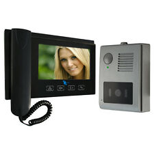 "LineMak Video intercom system, 7"" LCD screen, 1/3"" CMOS Sensor, and 420TVL."