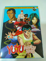 Yu yu Hakusho Tercera Temporada 3 Saga de la Cinta Negra 5 x DVD Español Japones