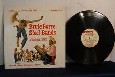 The Brute Force Steel Bands Of Antigua, Cook 1942, 1955, Latin/Calypso/Samba