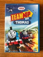 Thomas & Friends Team Up With Thomas (DVD) Brand New Sealed