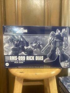 HG 1/144 RICK DIAS Premium Bandai