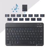 Wireless Bluetooth 3.0 Mini Keyboard for PC/Tablet Smart Phone iPhone XR XS Max