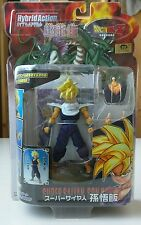 Dragonball Z Hybrid Action Articulated 4 Inch Action Figure Super Saiyan Gohan