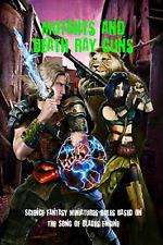Mutants and Death Ray Guns règles-Ganesha Games Sci-Fi-Alternative Armies