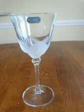 CRISTAL D'ARQUES DURAND FLORENCE WATER GOBLET NEW
