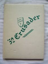 1952 SALEM ACADEMY HIGH SCHOOL YEARBOOK SALEM, OREGON CRUSADER