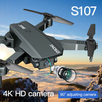 SG107 Foldable Drone With Camera 4K HD RC Quadcopter for Kids Beginners Gift