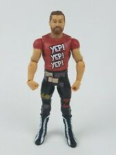 WWE Sami Zayn Battle Pack Action Figure Series 58