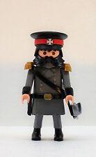 PREUSSEN GENERAL Playmobil zu Kaiser Landser Soldat mit Pickelhaube Custom 08