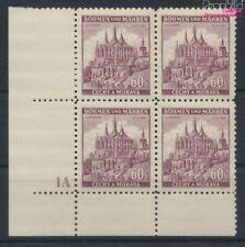 Bohemen en Moravië 27 met Nummerplaat postfris MNH 1939 Ruttenberg (9310344