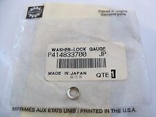 NOS SKI DOO 414833700 INSTRUMENT PANEL LOCK WASHER FORMULA MXZ MACH Z SUMMIT