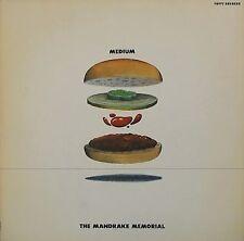 THE MANDRAKE MEMORIAL Medium POPPY RECORDS Sealed Vinyl LP