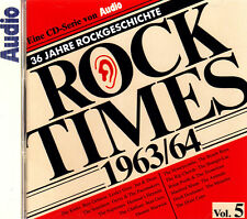 AUDIO ROCK TIMES 1963/64 - CD - VOL.5