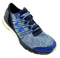 Under Armour Bandit 2 Mens Sz 11 Running Cross Training Athletic Shoes Blue #F5