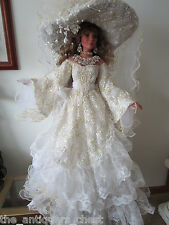 """Constance doll by Rustie, 34"""" Artist Original #1, One-Of-A-Kind. Unique"""