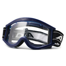 New Motocross Motorcycle ATV Dirt Bike Adult Goggles Glasses Eyewear Clear