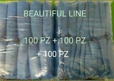300 PZ CALZARI COPRI SCARPE MONOUSO. (150 PAIA)  (sono 3 confezioni da 100 pz)