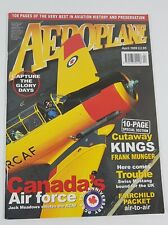 Aeroplane Magazine Back Issue April 1999 Canada's Air Force