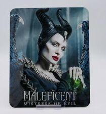 MALEFICENT 2 - Glossy Bluray Steelbook Magnet Magnetic Cover (NOT LENTICULAR)